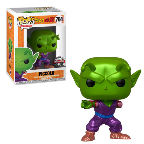 Piccolo Metallic Exclusive Funko pop