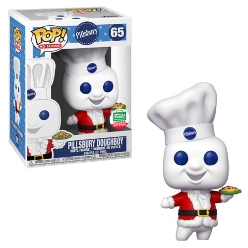 Pillsbury Doughboy Funko shop exclusive funko pop 1