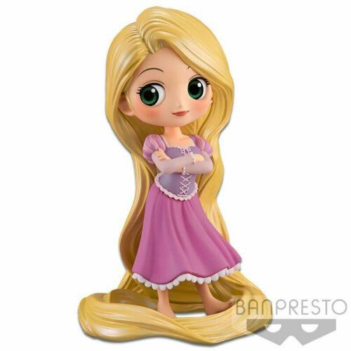 Rapunzel Q Posket Banpresto Pastel