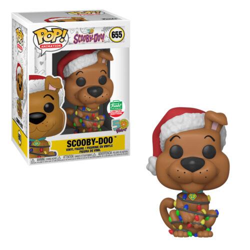 Scooby-Doo Funko Shop Exclusive Funko Pop