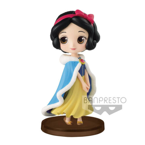 Snow White Winter Q Posket Petit Banpresto