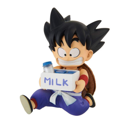 Son Goku Milk Banpresto