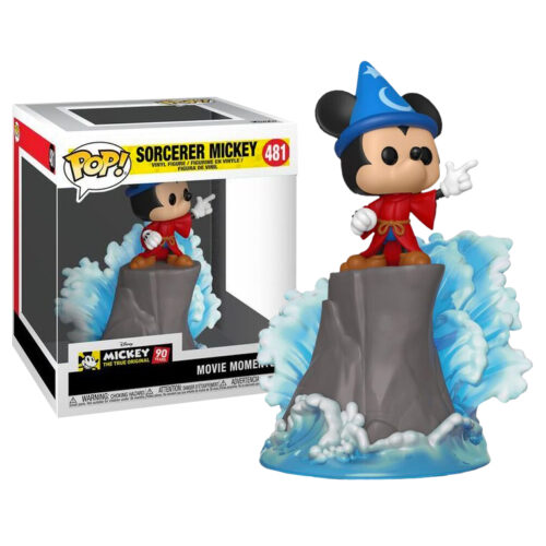 Sorcerer Mickey Movie Moment Exclusive