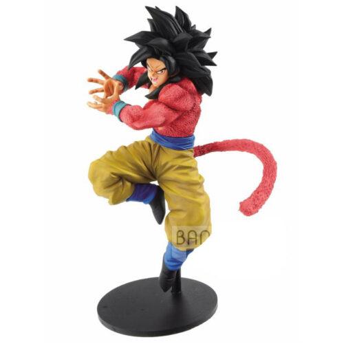 Super Saiyan 4 Goku x10 Kamehameha Banpresto