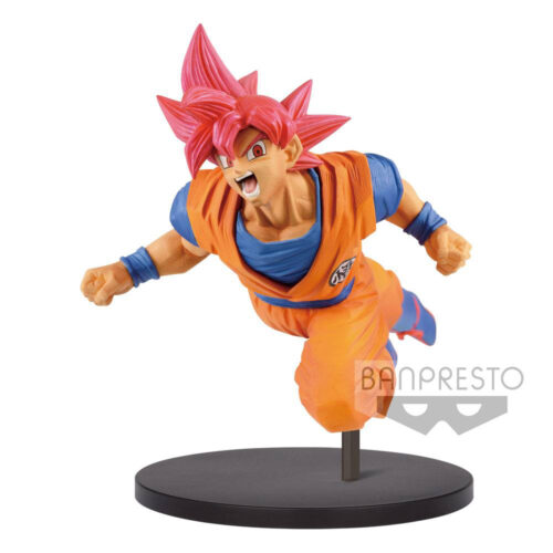 Super Saiyan God Goku Banpresto Fes!! Vol 9