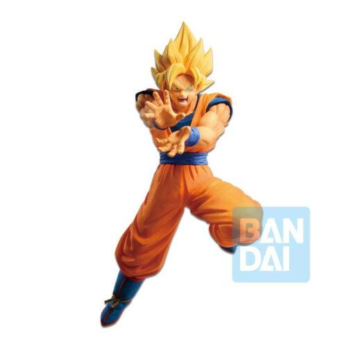 Super Saiyan Goku Banpresto
