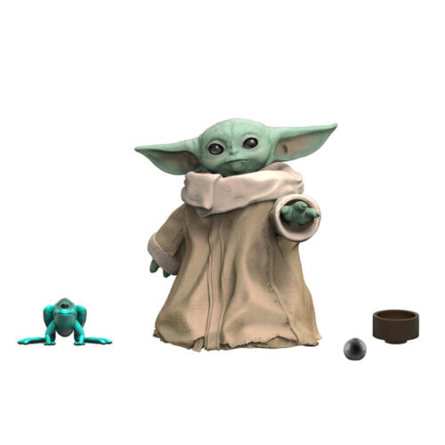 The Child 3cm Hasbro Black series Action Figure