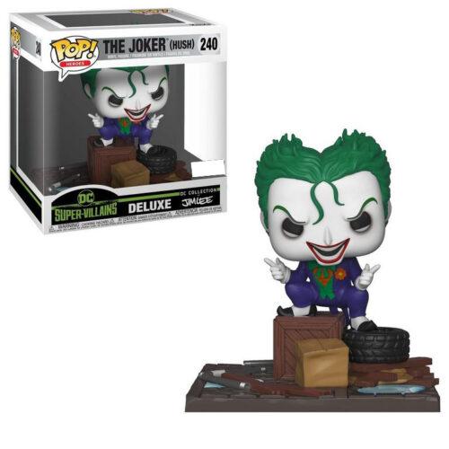 The Joker Hush Deluxe Jim Lee Funko Pop
