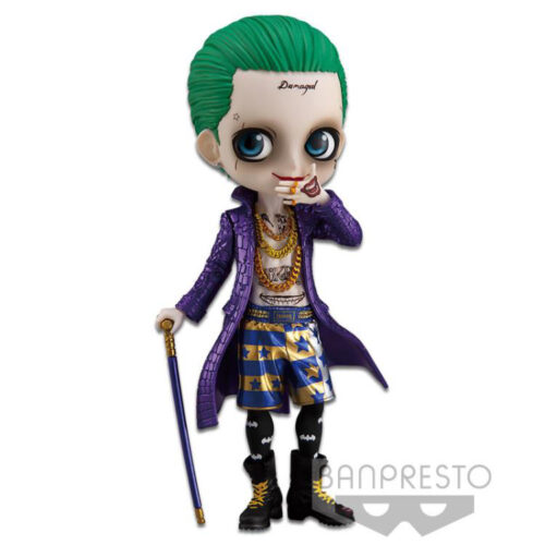 The Joker Q Posket Banpresto Special Color