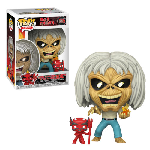 The Number of the Beast Eddie Funko Pop Iron Maiden