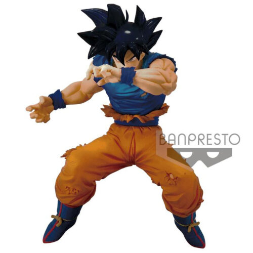 Ultra Instinct Sign Goku Banpresto