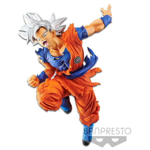 Ultra Instinct Sign Goku Banpresto Transcendence