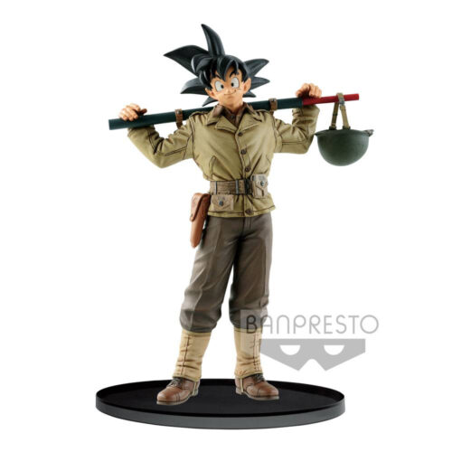 World Figure Colosseum 2 Vol.4 Goku Banpresto