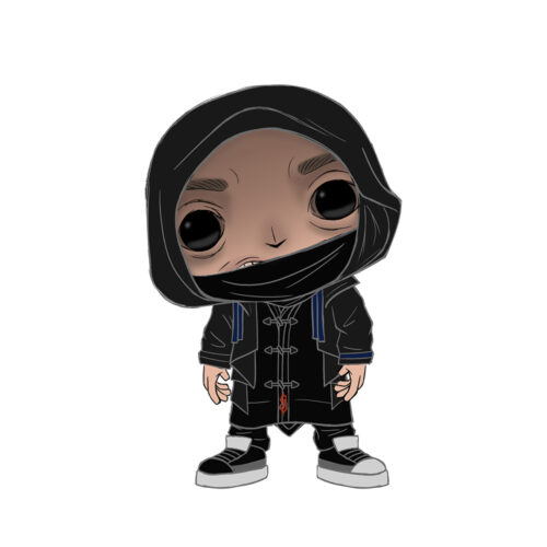 Slipknot Sid Wilson Funko Pop