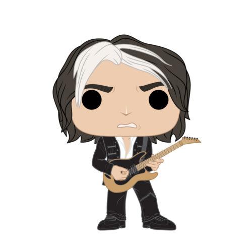 Joe Perry Aerosmith Funko Pop