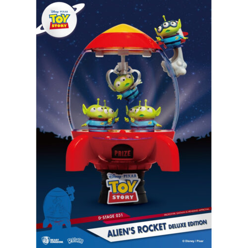Aliens Rocket Deluxe Diorama Beast Kingdom