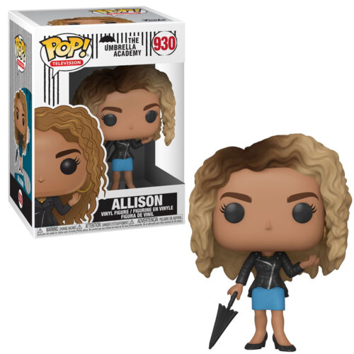 Allison Hargreeves Funko Pop