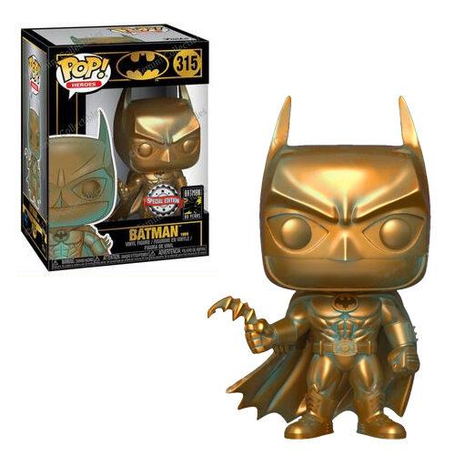Batman Patina Exclusive Funko Pop