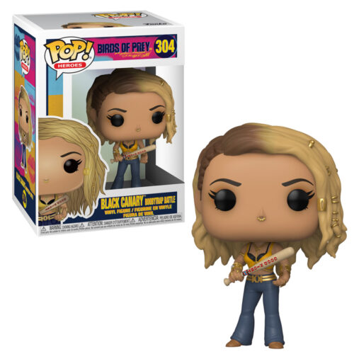 Black Canary (Boobytrap Battle) Funko Pop