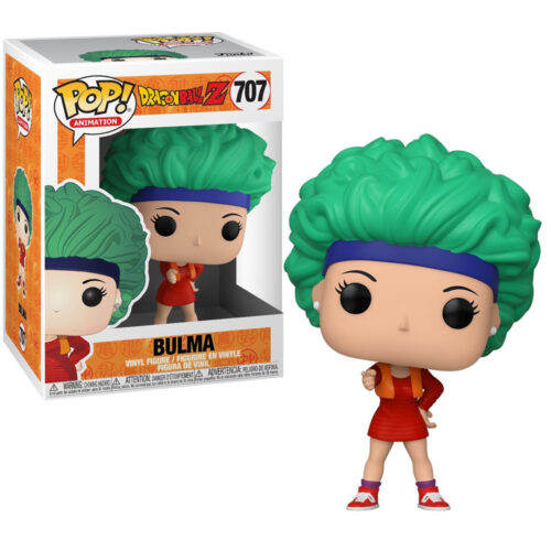 Bulma Red Outfit Funko Pop