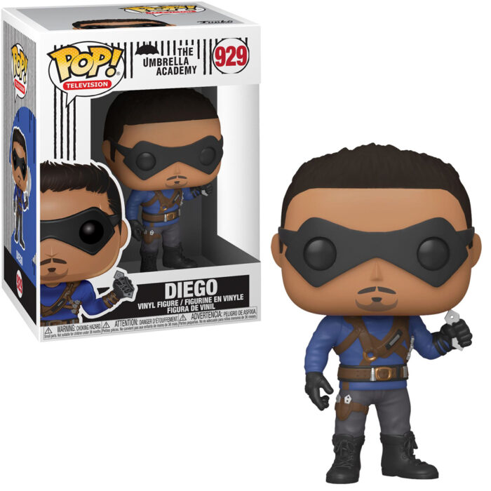 Diego Hargreeves Funko Pop