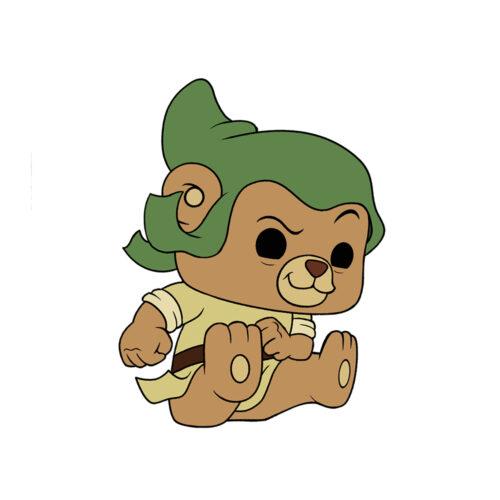 Disney AoGB Gruffi Funko Pop