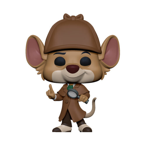 Disney Great Mouse Detective Basil Funko Pop