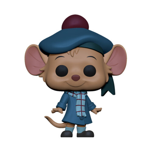 Disney Great Mouse Detective Olivia Funko Pop