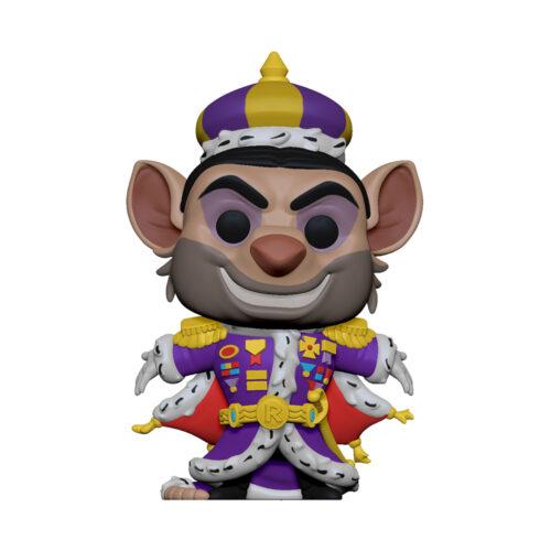 Disney Great Mouse Detective Ratigan Funko Pop