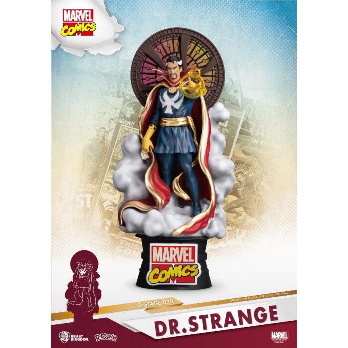 Dr. Strange Diorama Beast Kingdom