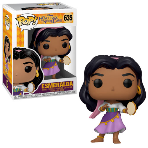Esmeralda Funko Pop