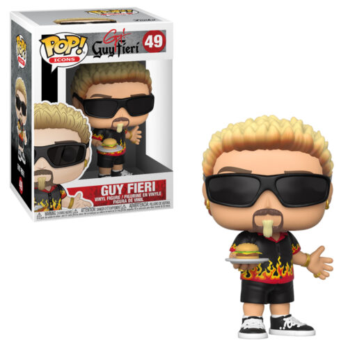Guy Fieri Funko Pop