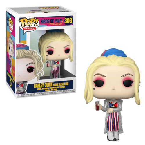 Harley Quinn (Black Mask Club) Funko Pop