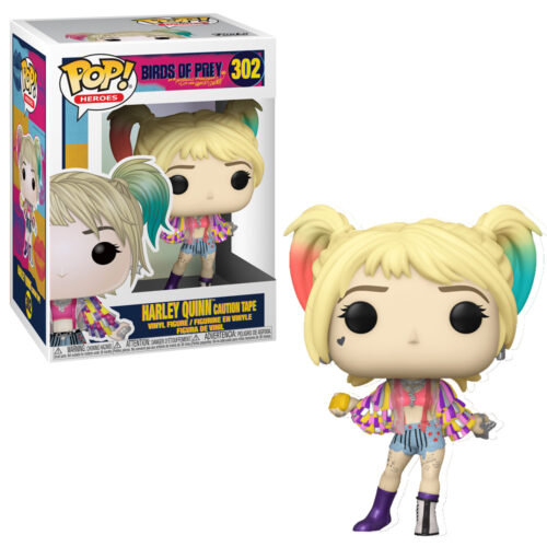 Harley Quinn (Caution Tape) Funko Pop
