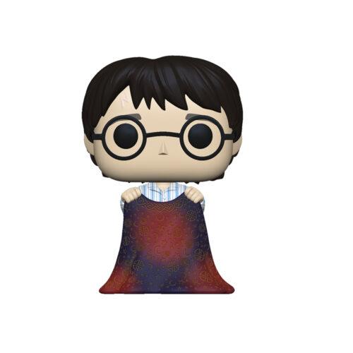 Harry Potter With Cloak Funko Pop