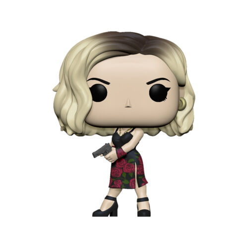 Hattie Hobbs and Shaw Funko Pop