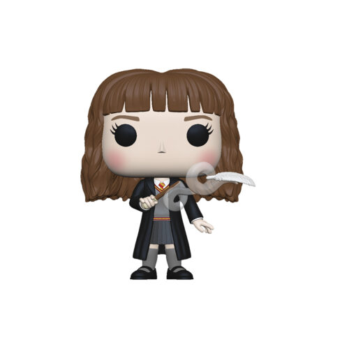 Hermione With Feather Funko Pop