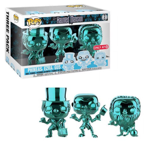 Hitchhiking Ghosts 3pk Target Exclusive Funko Pop