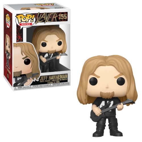 Jeff Hanneman Slayer Funko Pop