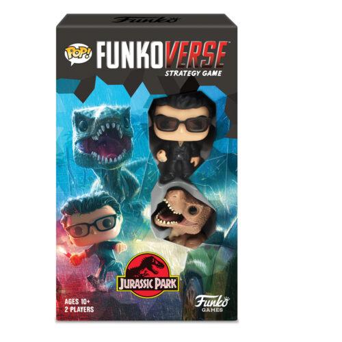 Jurassic Park 101 Funkoverse Expandalone Game