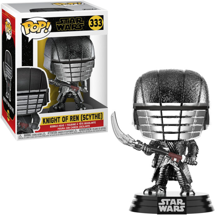 Knight of Ren (Scythe) (Hematite Chrome) Funko Pop