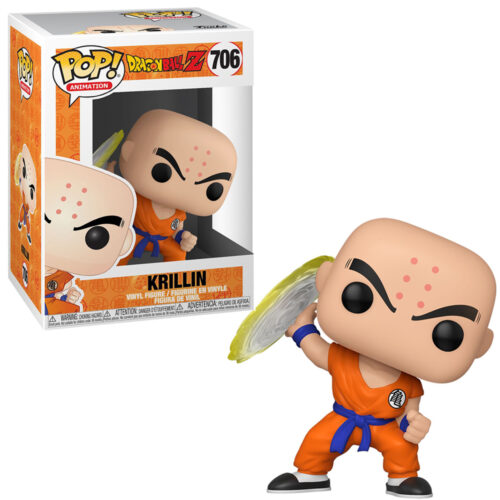 KRILLIN DESTRUCTO DISC funko pop