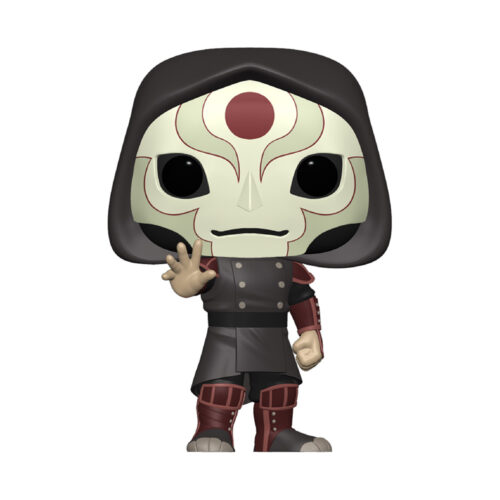 Legend of Korra Amon Funko pop