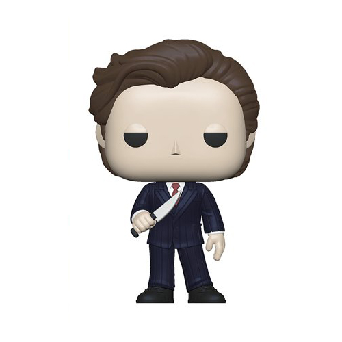 Patrick With Knive Exclusive Funko Pop