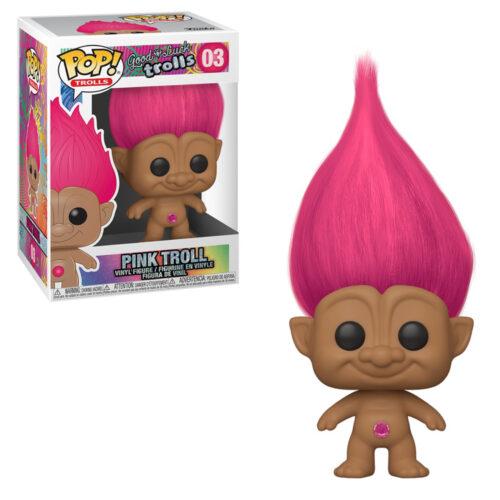 Pink Troll Funko Pop
