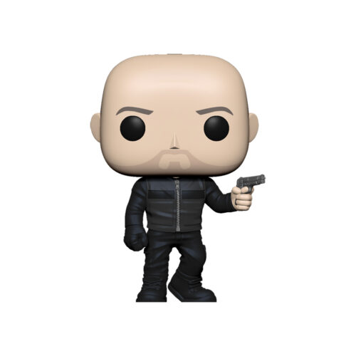 Shaw Funko Pop Hobbs and Shaw
