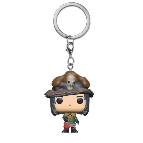 Snape Boggart Pocket Pop Keychain Funko
