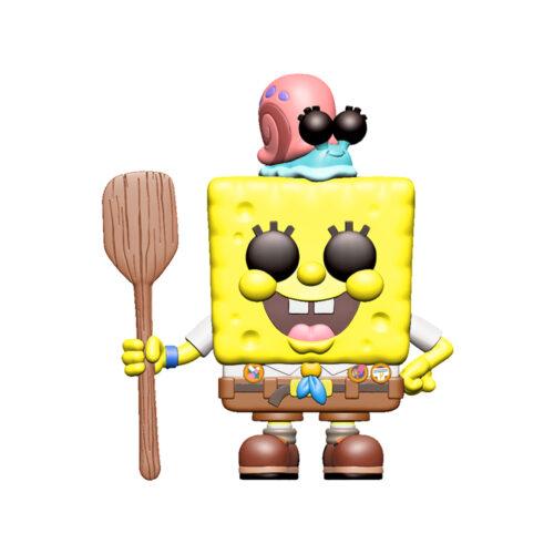 SpongeBob In Campin gear Funko Pop