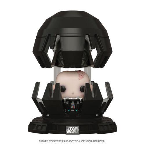 StarWars Darth Vader in Meditation Chamber Funko Pop