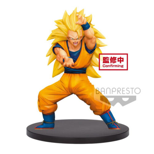 Super Saiyan 3 Goku Retsuden Banpresto